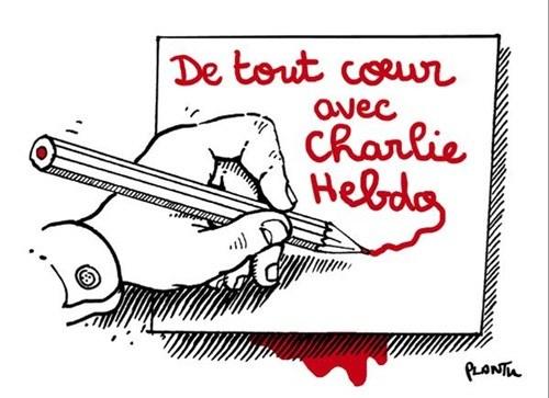 'Cơn bão' biếm họa trả đũa vụ thảm sát Charlie Hebdo