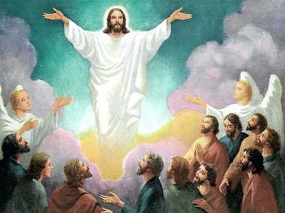 Các bài suy niệm Lễ Thăng Thiên  B (nhiều tác giả)