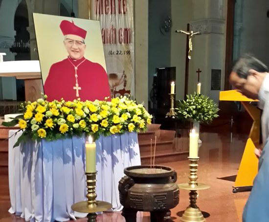 Lễ giỗ thứ 14 Đức Hồng Y Phanxicô Xavie Nguyễn Văn Thuận
