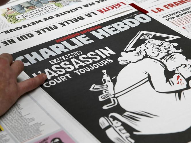 Vatican phê phán trang bìa Charlie Hebdo số mới