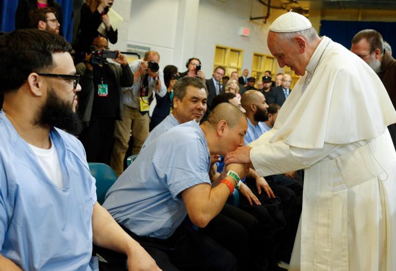 Ngày Năm Thánh cho các tù nhân: lòng ân cần của Đức Phanxicô với các tù nhân