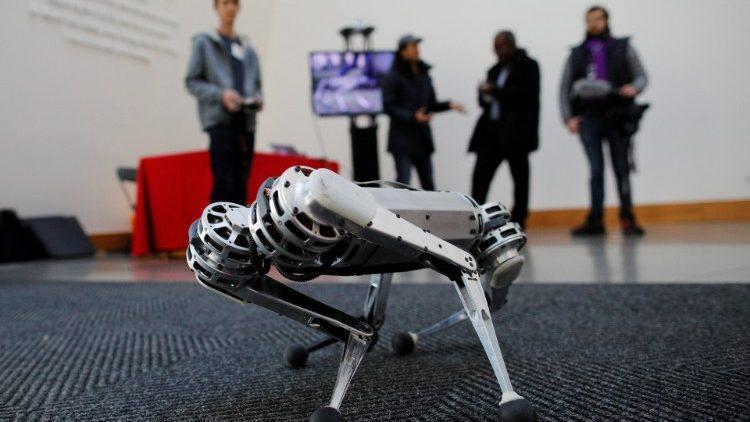 Giáo Hội trước sự phát triển của robot