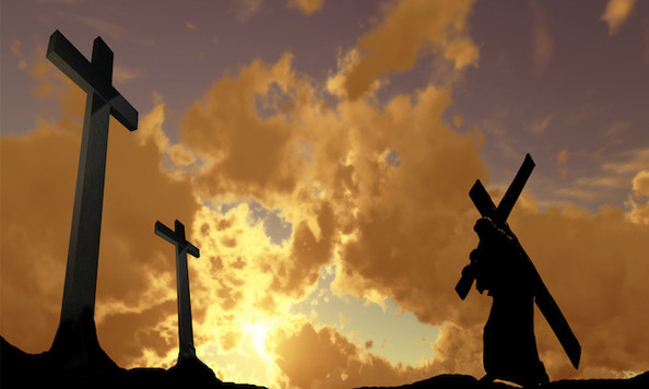 Chúa nhật Lễ Lá. Vác thập giá với Chúa Giê-su