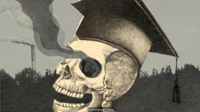 Ô nhiễm không khí làm gia tăng tội phạm