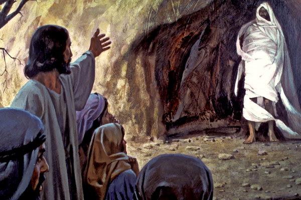 Chúa nhật 5 Mùa Chay A. Khát sống