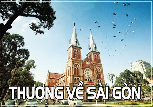 """Sơ kết chương trình """"Thương Về Sài Gòn"""""""